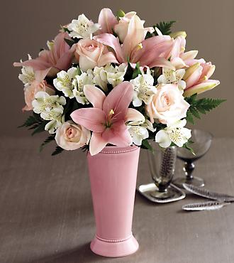 Pink flowers-mothers day