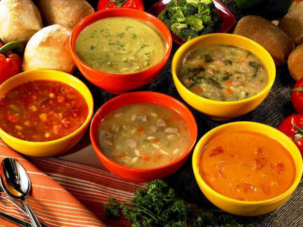 Various Soups