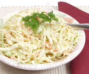 Nine Day Cole Slaw