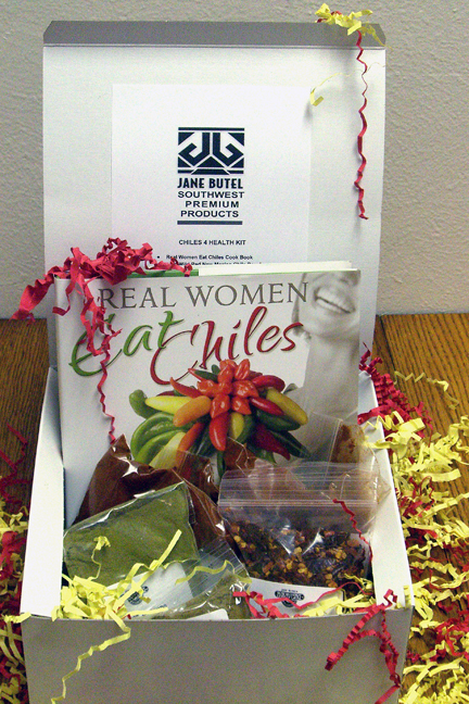 Chiles 4 Health Gift Box