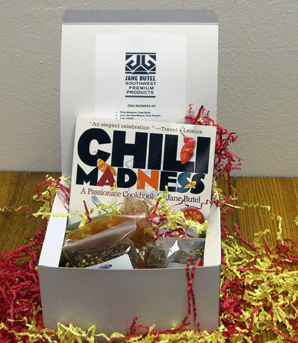 Chili Madness Gift Box