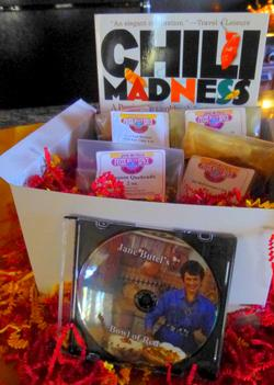 Chili Madness Gift Box 2015