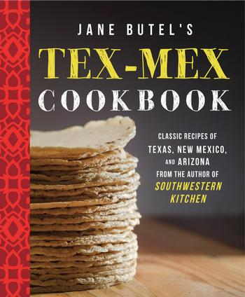 Tex-Mex cook book cover