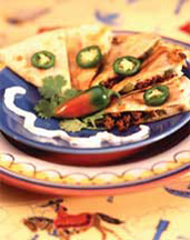 Quesadillas
