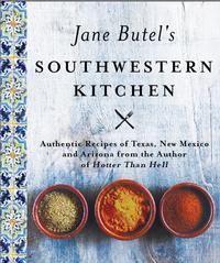 Southwestern Kitchen book cover 2016